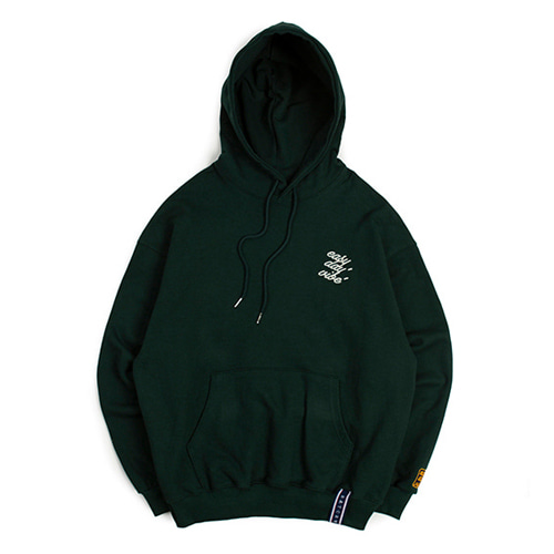 [ROMANTIC CROWN] RMTCRW STUDIO HOODIE GREEN