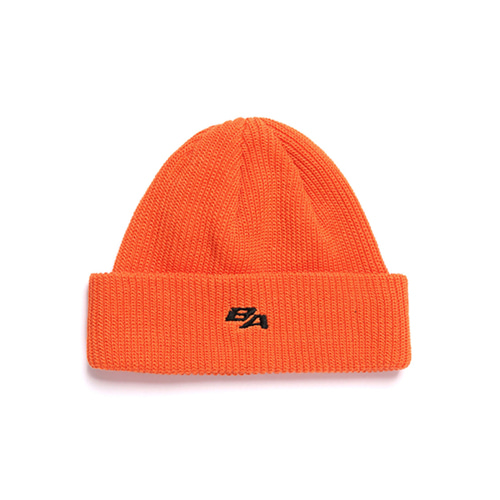[BURIEDALIVE] BA NEW SYMBOL BEANIE ORANGE