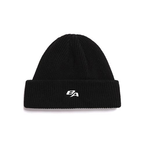 [BURIEDALIVE] BA NEW SYMBOL BEANIE BLACK