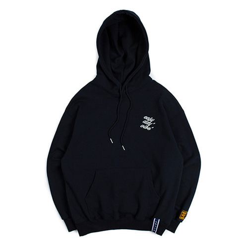 [ROMANTIC CROWN] RMTCRW STUDIO HOODIE NAVY