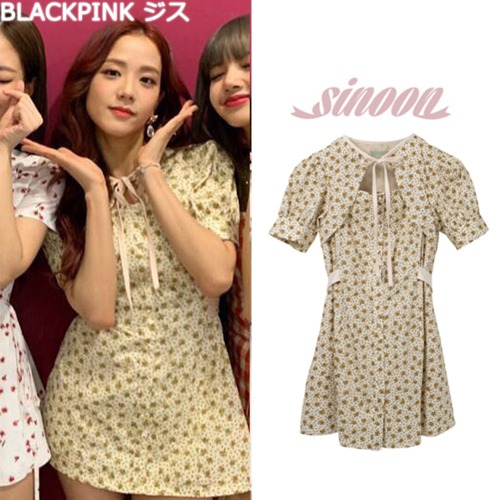 [SINOON] CHOLE DRESS_BLACKPINK