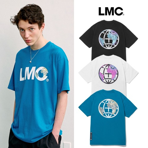 [LMC] LMC EARTH LOGO TEE 3COLOR