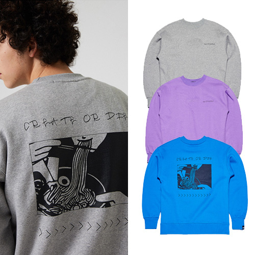 [MADMARS] RAMEN SWEATSHIRT 3COLOR