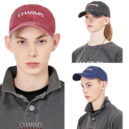 [JEUNESSE] JNSSxCHARMS SIGNATURE CAP 3COLOR