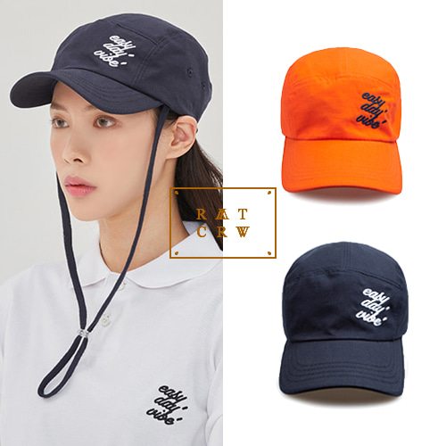 [ROMANTIC CROWN] E.D.V ROPE CAMP CAP 2COLOR