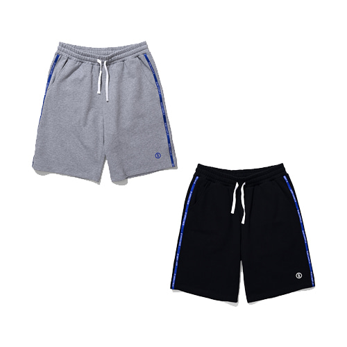[BORNCHAMPS] BC NEW TAPE SHORT PANTS CESBMTP02