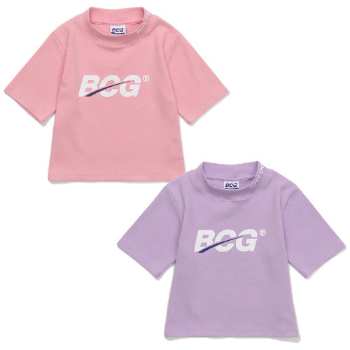 [BORNCHAMPS]BCG LOGO TEE CESBGTS01 2COLOR