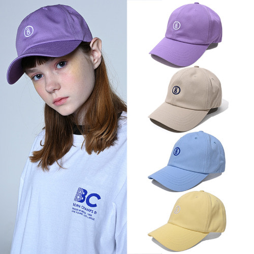 [BORNCHAMPS]BC LOGO 6P CAP 4COLOR