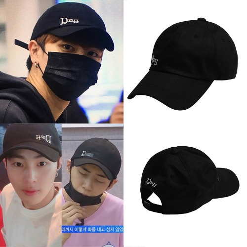 [DXOH] SIDE LOGO BALL CAP_BTOB_PRODUCEX