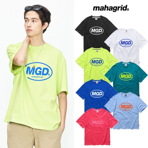 [MAHAGRID] MGD TEE 7COLOR
