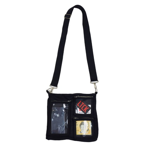 [LTCK] PVC POCKET SIDE BAG
