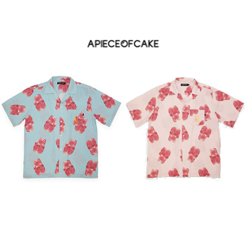 [APOC] GRAPE GUMMY HAWAIIAN SHIRTS_3COLORS