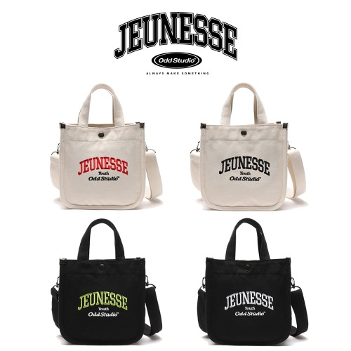 [JNSSxODSD] MINI TOTE BAG 4COLOR