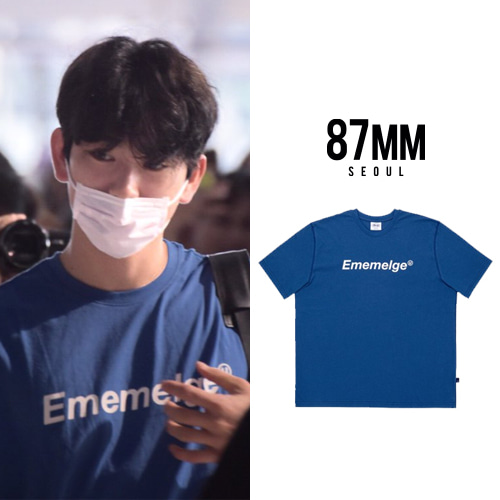 [87MM] EMEMELGE HF-T (BLUE)_GOT7