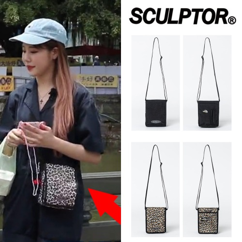 [SCULPTOR] MINI REPOTER BAG_MOMOLAND