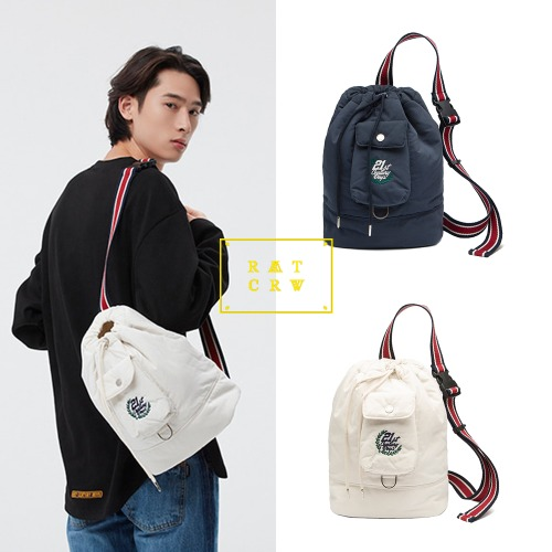 [ROMANTICCROWN] 21C BOYS SLING BAG 2COLOR