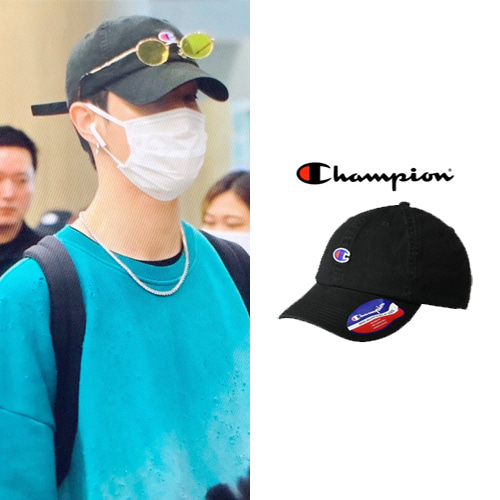 [CHAMPION] SMALL LOGO CAP_GOT7