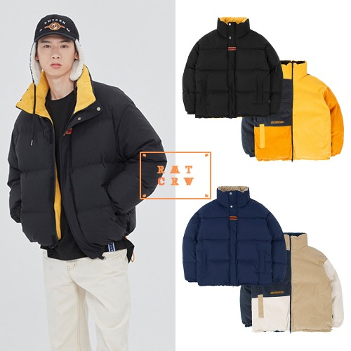 [ROMANTICCROWN] 21C BOYS REVERSIBLE DUCK DOWN PARKA 2COLOR