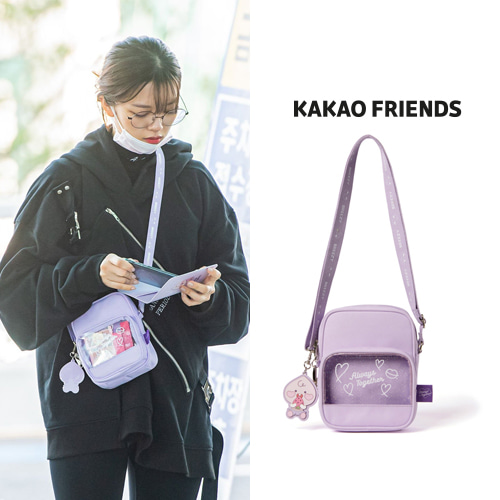 [KAKAOFRIENDS] TWICE EDITION CROSS BAG_TWICE