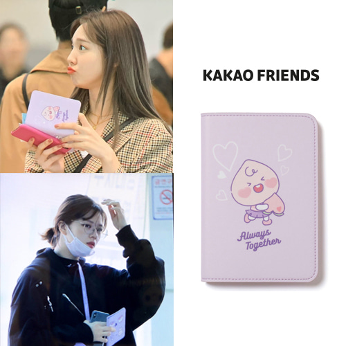 [KAKAOFRIENDS] TWICE EDITION PASSPORT CASE_TWICE