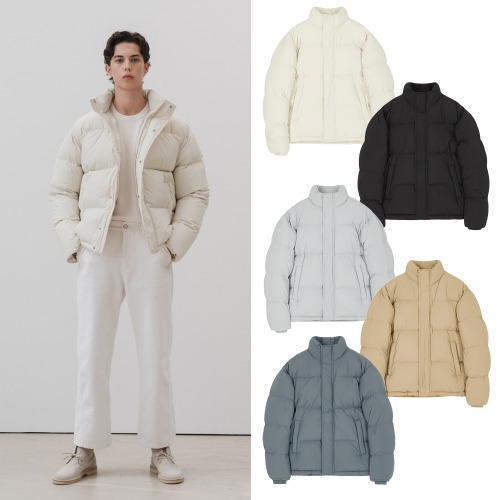 [IN SILENCE] ESSENTIAL DOWN JACKET 5COLOR