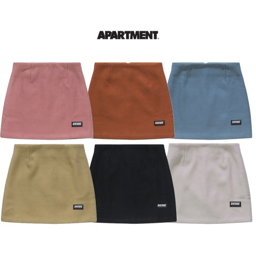 [APARTMENT] FAIR LOVE SKIRT 6COLOR