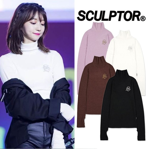 [SCULPTOR] FINGERLESS HOTFIX TURTLENECK_OH MY GIRL