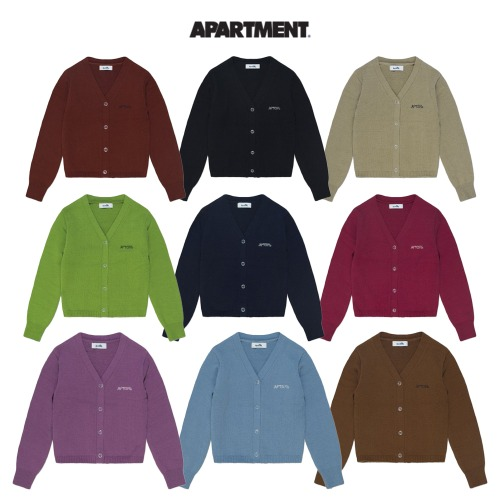 [APARTMENT]PERSIAN KNIT 9COLOR
