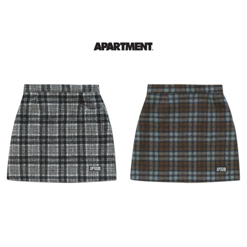 [APARTMENT] CATHERINE SKIRT 2COLOR