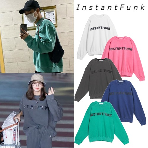 [INSTANTFUNK] PIGMENT DYING MTM 5COLOR_IKON_BLACKPINK_GRAY_ITZY