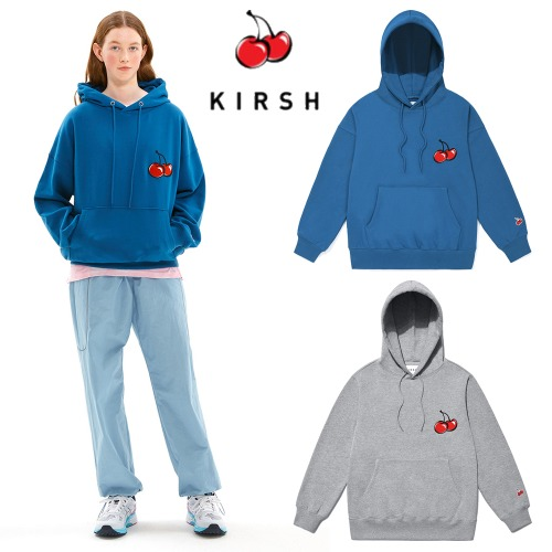 [KIRSH] MIDDLE CHERRY HOODIE JS 2COLOR