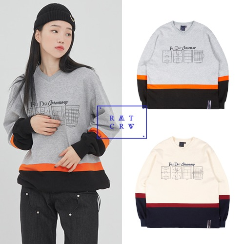 [ROMANTICCROWN] FRIDAY FIELD JERSEY 2COLOR