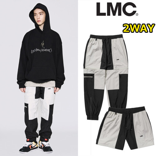 [LMC] LMC PARACHUTE TRANSFORM PANTS