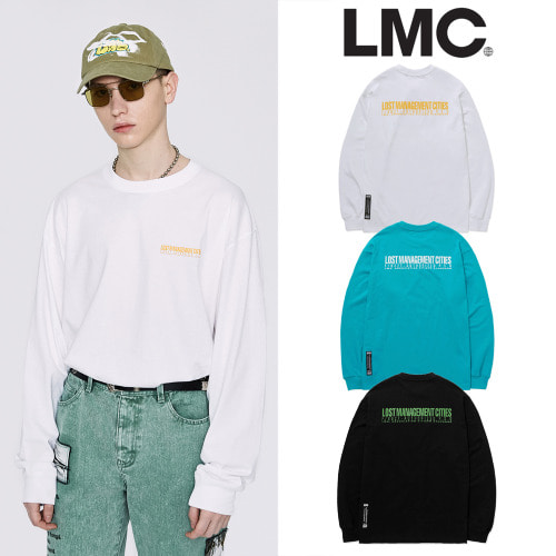 [LMC] LMC AUTHORIZED LONG SLV TEE 3COLOR