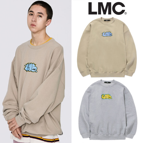 [LMC] LMC GRAFFITI OG OVERSIZED SWEATSHIRT 2COLOR