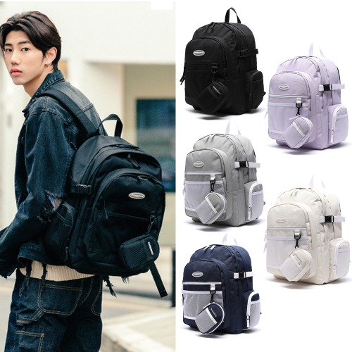 [ROIDESROIS] PLAN B CIRCLE BACKPACK 5COLOR