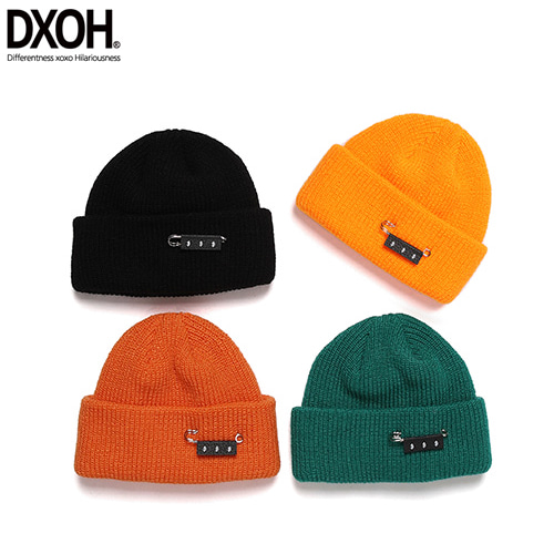[DXOH] PIN BEANIE 4COLOR