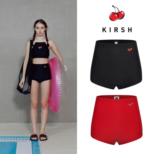[KIRSH] CHERRY HIGHWEST WATER PANTS JH 2COLOR