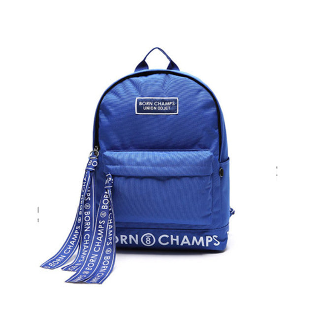 17S/S BORNCHAMPS X UNIONOBJET TAPE BAG BLUE