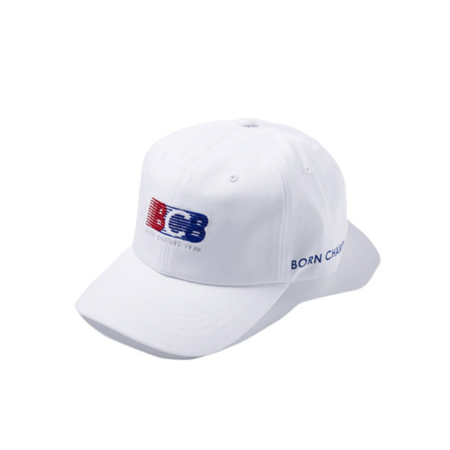 [BORN CHAMPS]BC TM CAP WHITE CEQCMCA10WH