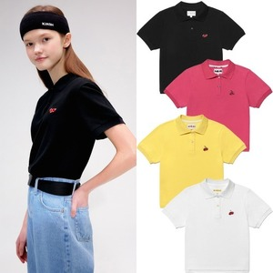 [KIRSH] CHERRY PK T-SHIRTS IS 4COLORS