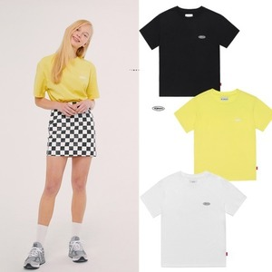 [KIRSH] CIRCLE LOGO T-SHIRTS IS COLORS