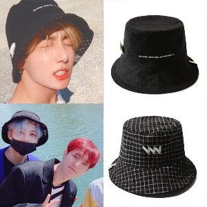 [WV PROJECT]TEA TIME BUCKET HAT SYAC7132_SEVENTEEN,BTS