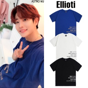 [ELLIOTI] SIDE LOGO TS 3COLOR_ASTRO