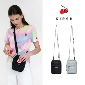 [KIRSH] KIRSH POCKET MULTI SMALL CROSSBAG JH 2COLOR