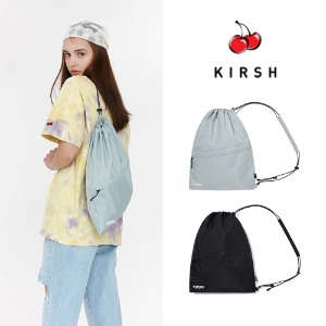[KIRSH] KIRSH POCKET STRING GYM BAG JH 2COLOR