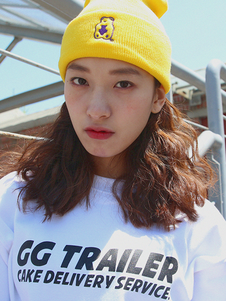GG Trailer 1/2 T-shirts_White