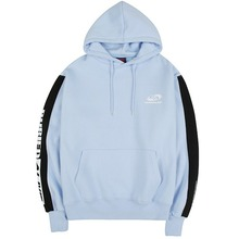 [BURIEDALIVE] BA M.COLOR HOOD SKY BLUE_EXOベッキョン