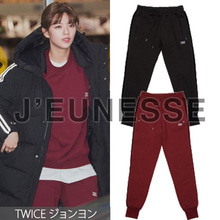[JEUNESSE] VELOUR SWEATSHIRT 2COLOR_TWICE_SEVENTEEN