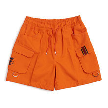 [ROMANTICCROWN] E.D.V CARGO SHORT PANTS ORANGE